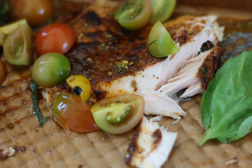 Ethiopian Berbere Salmon | Sweet & Sorrel