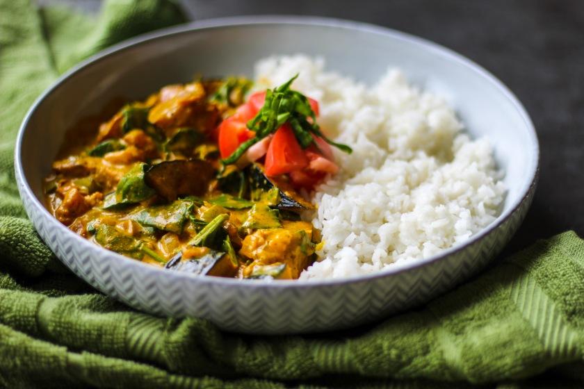 Kabocha Squash Curry   Sweet & Sorrel