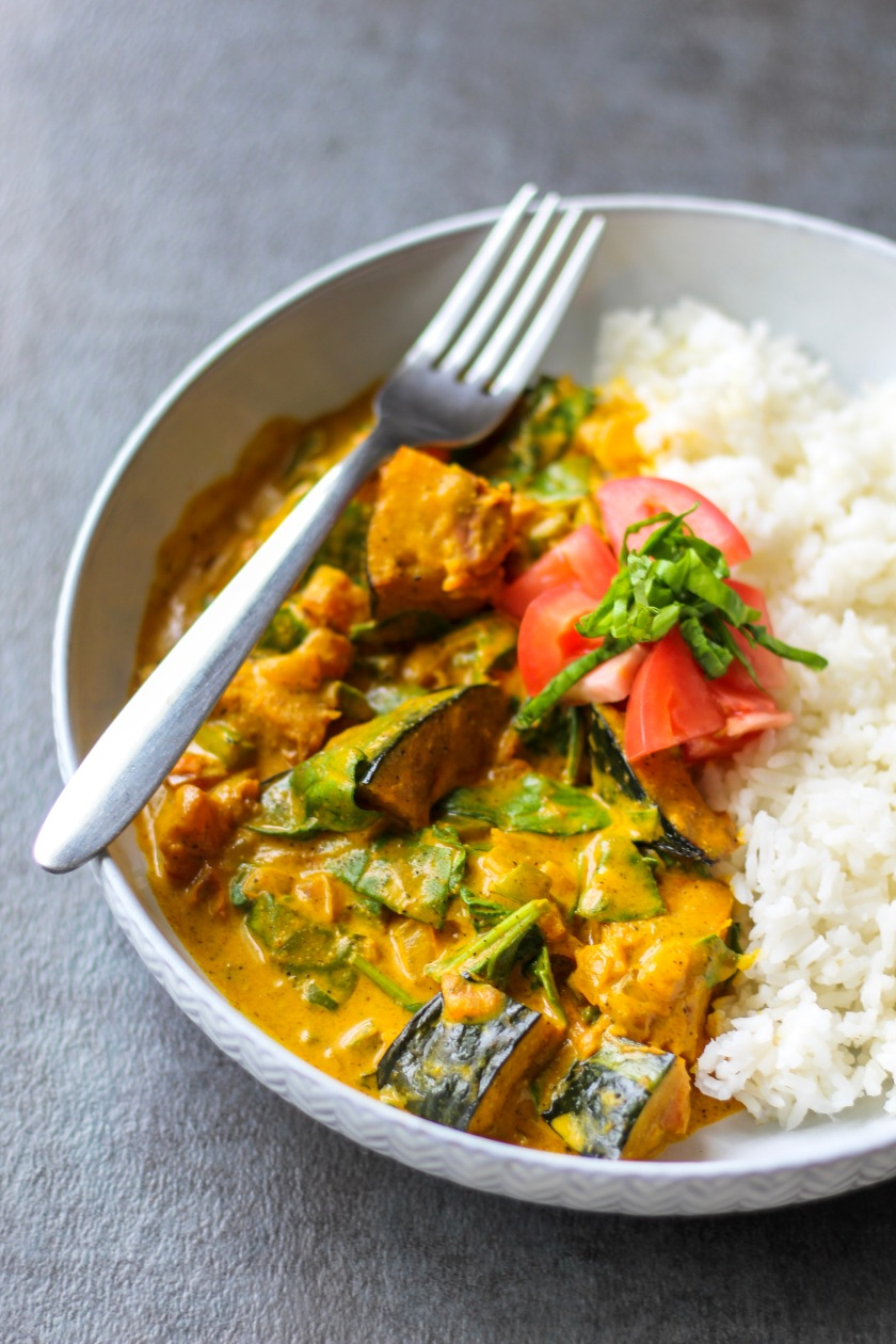 Kabocha Squash Curry | Sweet & Sorrel