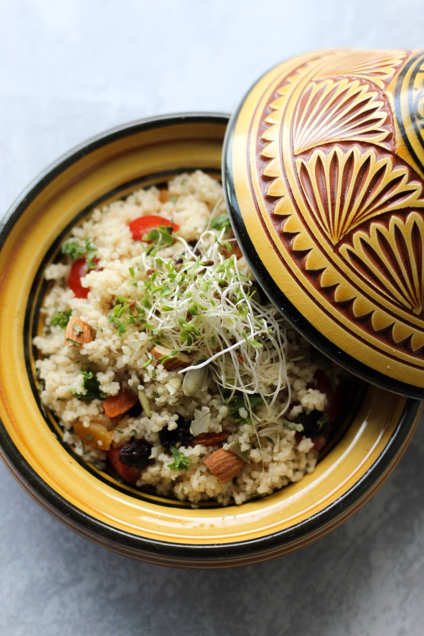 Spiced Moroccan Cous Cous | Sweet & Sorrel